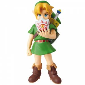 The Legend of Zelda Majora's Mask 3D - Link [Ultra Detail Figure No.313 / UDF]
