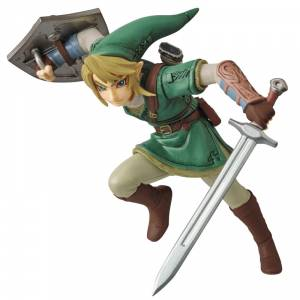 The Legend Of Zelda Twilight Princess HD] - Link [Ultra Detail Figure No.312 / UDF]