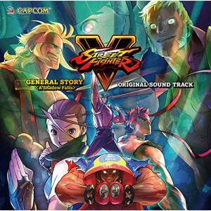 Street Fighter V - General Story A Shadow Falls Original Soundtrack [OST]
