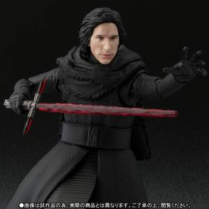 Star Wars The Force Awakens Episode 7 - Kylo Ren - Limited Edition [S.H. Figuarts]
