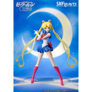 Sailor Moon - Sailor Moon Crystal [S.H. Figuarts]