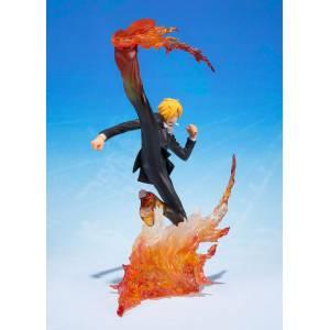 ONE PIECE - Sanji -Diable Jambe Premier Hache- [Figuarts ZERO]