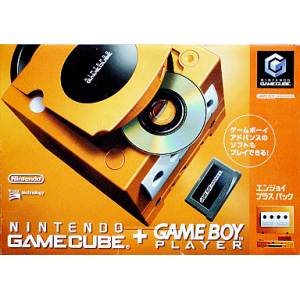Game Cube + Game Boy Player - Orange [occasion BE]