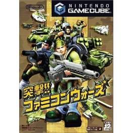 Totsugeki!! Famicom Wars / Battalion Wars [NGC - used good condition]