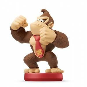 Amiibo Donkey Kong - Super Mario series Ver. [Wii U]