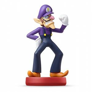 Amiibo Waluigi - Super Mario series Ver. [Wii U]
