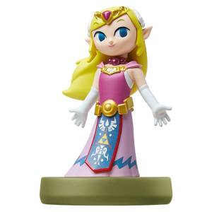 Amiibo Zelda (The Wind Waker) - Legend of Zelda series Ver. [Wii U]