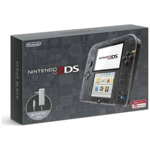 Nintendo 2DS - Black [Brand New]