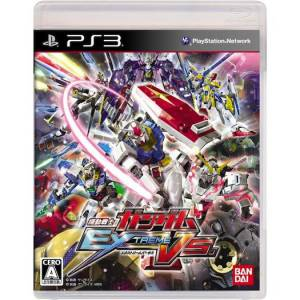 Mobile Suit Gundam Extreme Vs. [PS3 - Used Good Condition]