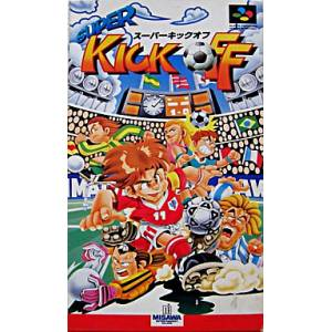 Super Kick Off [SFC - Used Good Condition]