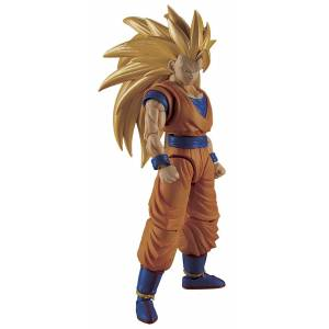 Dragon Ball Z- Super Saiyan 3 Son Goku [Figure-rise Standard]