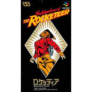 The Adventures of the Rocketeer [SFC - Used Good Condition]