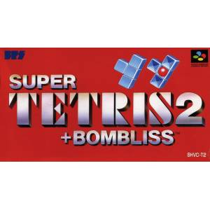 Super Tetris 2 + Bombliss [SFC - occasion BE]