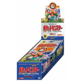 Pokemon XY BREAK Concept Pack Expansion Pack 20th Anniversary 15 Pack BOX [Trading Cards]