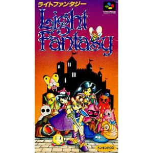 Light Fantasy [SFC - Used Good Condition]