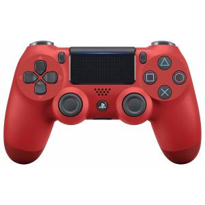 NEW DualShock 4 Magma Red (CUH-ZCT2J11) [Sony]