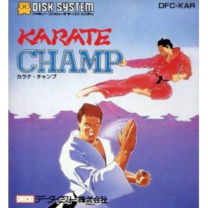 Karate Champ [FDS - Used Good Condition]