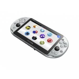 PSVita - Silver PlayStation Vita - Wi-fi (PCH-2000 ZA25) [new]