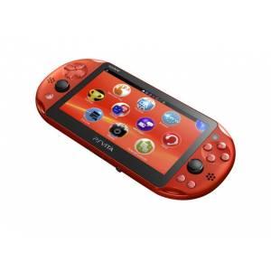 PSVita - Metallic Red PlayStation Vita - Wi-fi (PCH-2000 ZA26) [new]