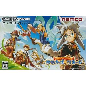 Tales of the World - Summoner's Lineage [GBA - Used Good Condition]