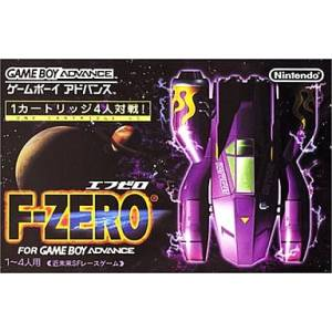 F-Zero for Game Boy Advance / F-Zero - Maximum Velocity [GBA - Used Good Condition]