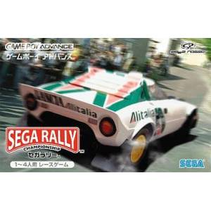 Sega Rally [GBA - Used Good Condition]