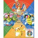 Pokemon - Art Book with Pokémon Cries [Music CD]