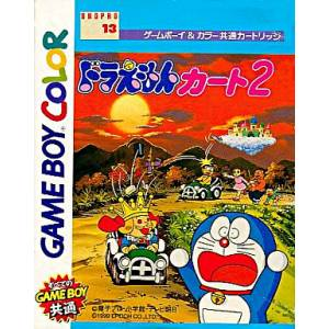 Doraemon Kart 2 [GBC - occasion BE]