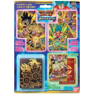 Dragon Ball Heroes - Super Deck Set Pack [Trading Cards]