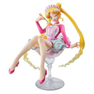Sweeties Sailor Moon Tsukino Usagi fruit parlor ver. Limited edition [MegaHouse]
