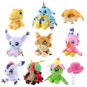Digimon Adventure tri. - PARTNER DIGIMON STUFFED TOY SET Limited Edition [Plush Toys]
