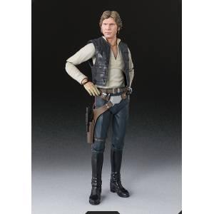 Star Wars A NEW HOPE - Han Solo Skywalker [SH Figuarts]