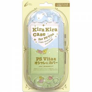 Kira Kira Case (Clear) (for Playstation Vita PCH-2000) [Cyber Gadget - Brand new]