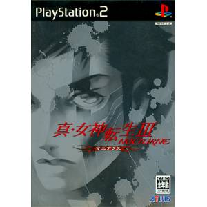 Shin Megami Tensei III - Nocturne Maniax [PS2 - Used Good Condition]