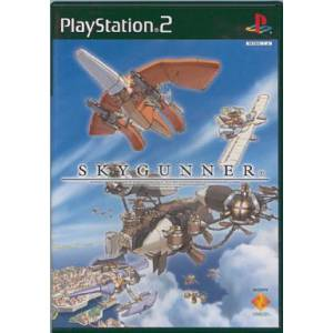 Sky Gunner [PS2 - Used Good Condition]