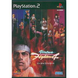 Virtua Fighter 4 [PS2 - Used Good Condition]