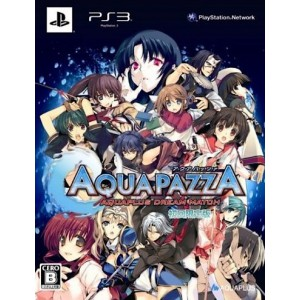 AquaPazza - AquaPlus Dream Match (Limited Edition) [PS3 - Used Good Condition]