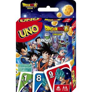 UNO - Dragon Ball Super Card Game [Goods]