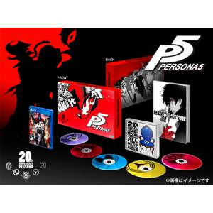 Persona 5 - 20th Anniversary Limited Edition [PS4-Occasion]