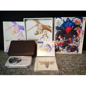 Final Fantasy Explorers - ULTIMATE BOX e-STORE Limited Edition [3DS]