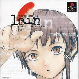 Serial Experiments Lain [PS1 - occasion BE]
