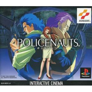 Policenauts [PS1 - occasion BE]