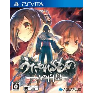 Utawarerumono - Futari no Hakuoro / The Two Hakuoros [PSVita - Used Good Condition]