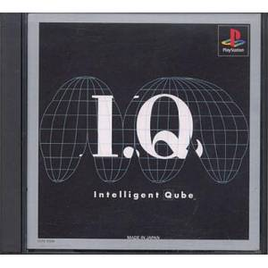 I.Q. - Intelligent Qube [PS1 - Used Good Condition]