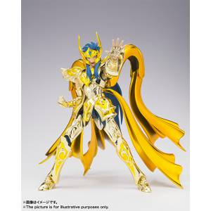 Saint Seiya Myth Cloth EX - Aquarius Camus (God Cloth / Soul of Gold) [Occasion]