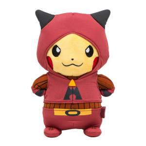 Danin Gokko Pikachu - Team Magma ver. - Pokemon Center Limited Edition [Plush Toys]