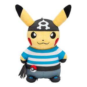 Pikachu - Team Aqua Orchestra ver. - Pokemon Center Limited Edition [Plush Toys]