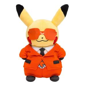 Pikachu - Team Flare ver. - Pokemon Center Limited Edition [Plush Toys]
