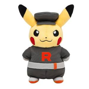 Pikachu - Team Rocket ver. - Pokemon Center Limited Edition [Plush Toys]
