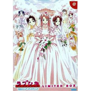 Love Hina - Totsuzen no Engage Happening (Limited Box) [DC - Used Good Condition]